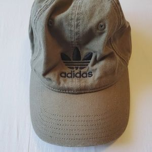 Adidas Army Green Hat (Brand New)